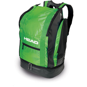 Head Tour 40 Mochila, black/lime